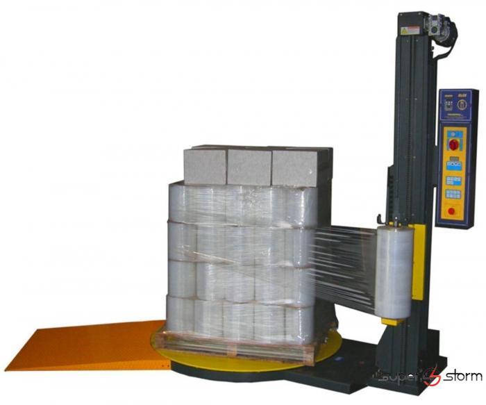 Mašine i alati za pakovanje - Mašine za strečovanje - strec folije