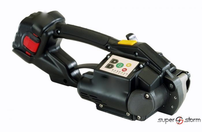 Mašine i alati za pakovanje - Baterijski alat za PP i PET traku - strec folija
