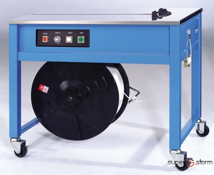 Mašine i alati za pakovanje - Masina vezacica - PP traka - strec folija